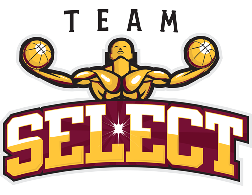 Team Select Basketball Logo